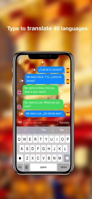Voice Translator Live On The App Store