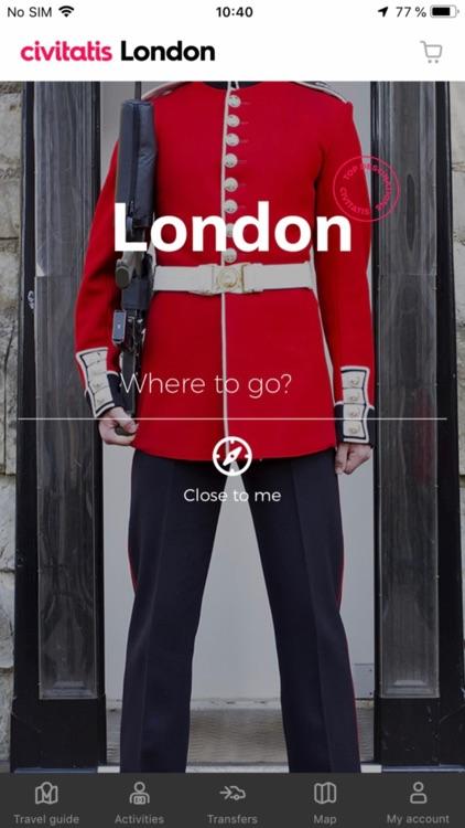 London Guide Civitatis