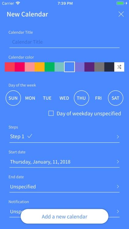 Check! - Planning Partner screenshot-3