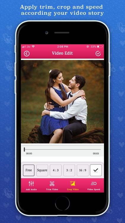 Valentine Video Maker