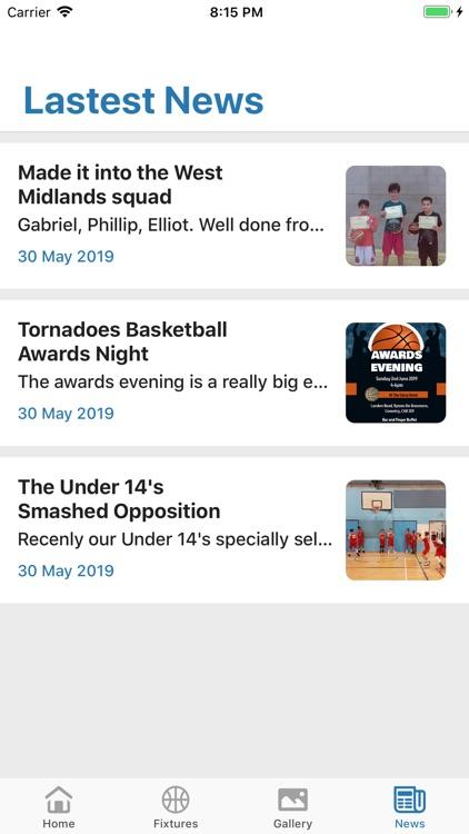Official Tornadoes Basketball screenshot-5