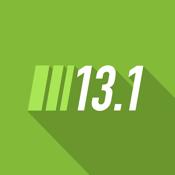 Half Marathon Trainer Pro - Run for PINK icon