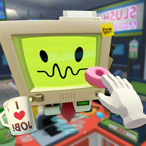 Slush'E'Mart - Job Simulator icon