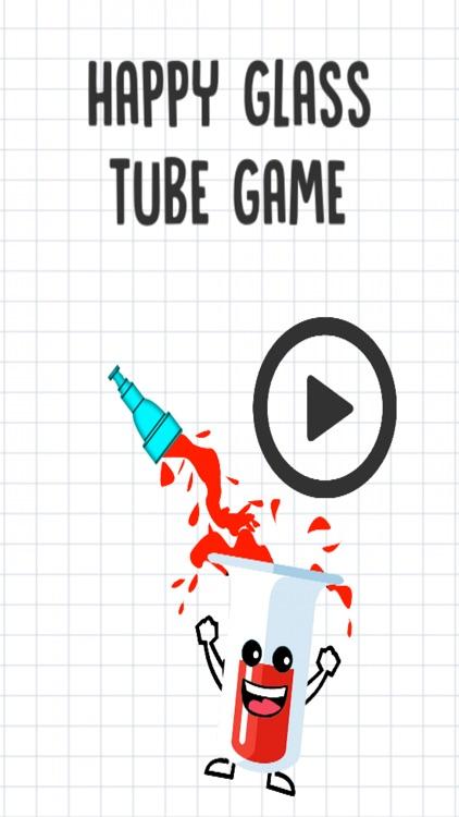 Water Glass Tube