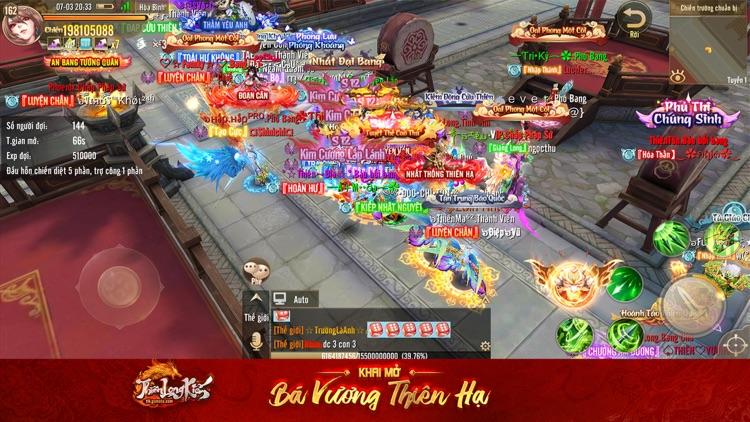 Thiên Long Kiếm Mobile screenshot-0