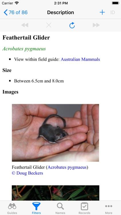 Australian Mammals screenshot-3
