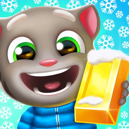 Talking Tom Gold Run image