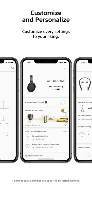 Sony | Headphones Connect on the App Store