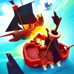 Pirate Sea Kings: Ship Voyage