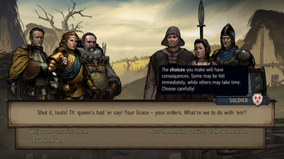 Thronebreaker screenshot 6