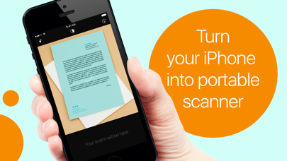 Scanner PDF – scan document Screenshot