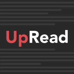 UpRead · Speed Reading App