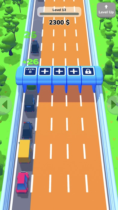 Idle Road screenshot 1
