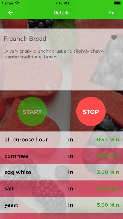 Cooking Timer Step