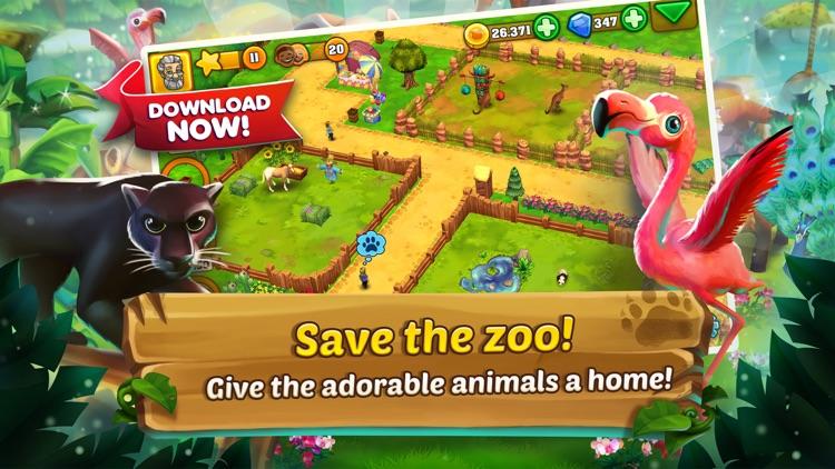 Zoo 2: Animal Park screenshot-0