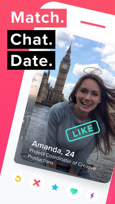 Screenshot for Tinder in Kazakhstan App Store