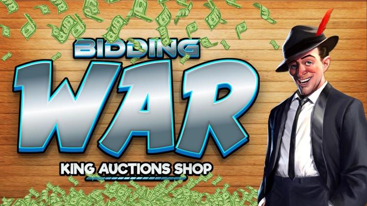 Bidding War King-Auction Shop