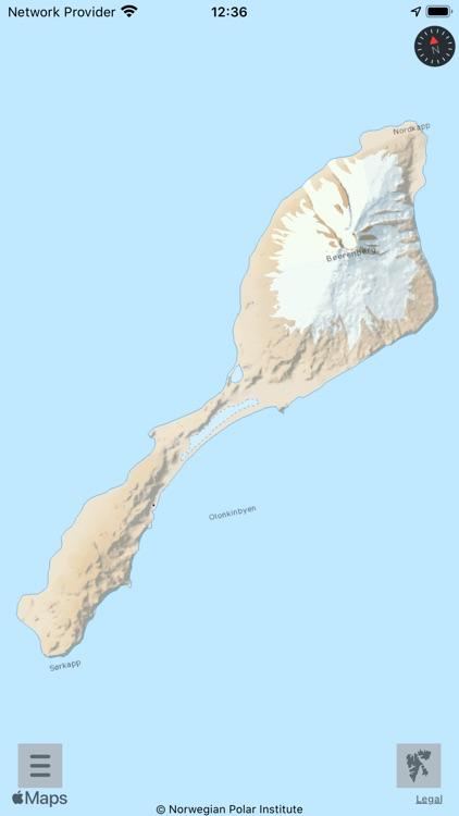 Here & there+ Svalbard 1:35000 screenshot-4