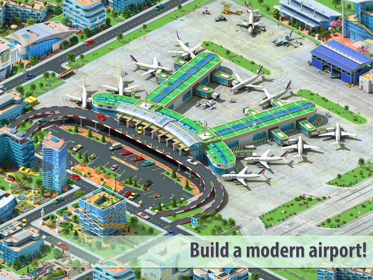 Megapolis HD: city tycoon sim