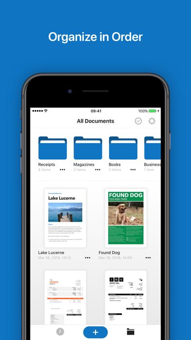 Scanner App: Scan PDF Document Screenshot