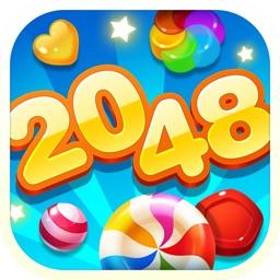 糖果2048消消乐