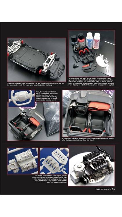 Tamiya Model Magazine screenshot-5