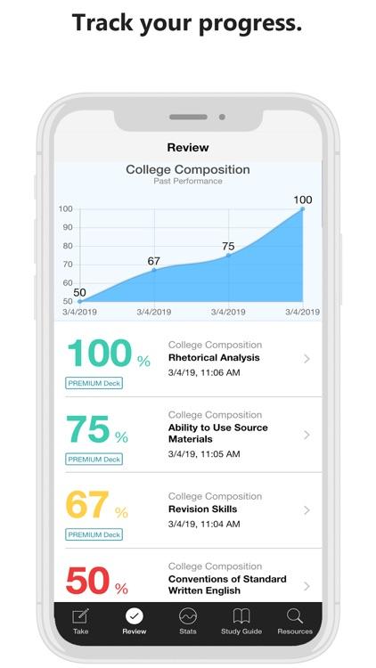 Official CLEP Study Guide App screenshot-5