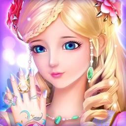 叶罗丽美甲梦——小公主涂指甲换装养成手游