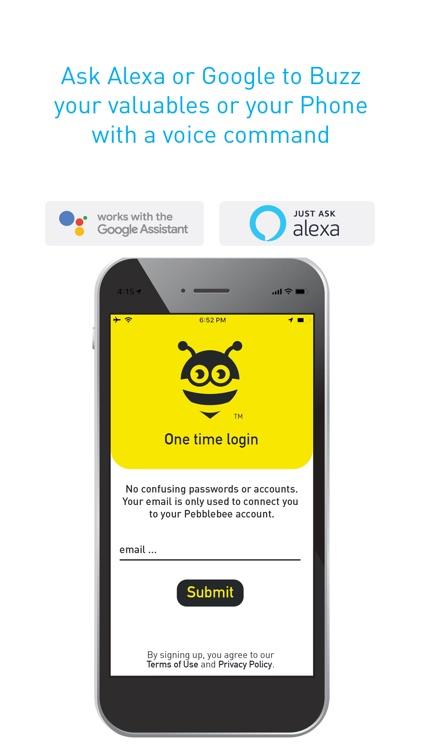Pebblebee App screenshot-7