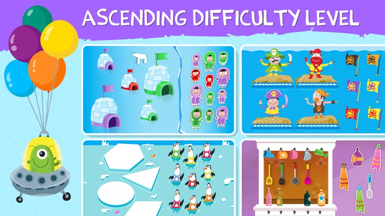 Toddler Games:learning puzzles screenshot-6