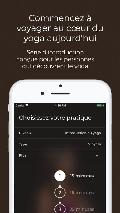 messages.download Yoga pour débutants   Down Dog software