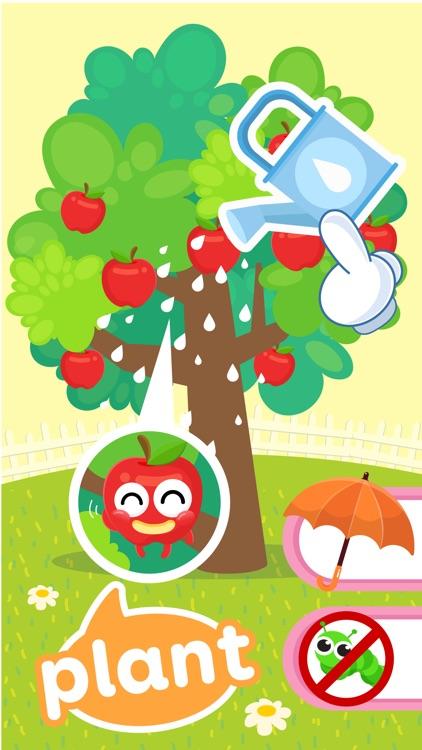 CandyBots Fruits Garden Kids 3 screenshot-4