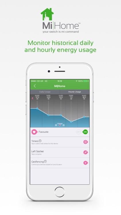 MiHome – Energenie Smart Home