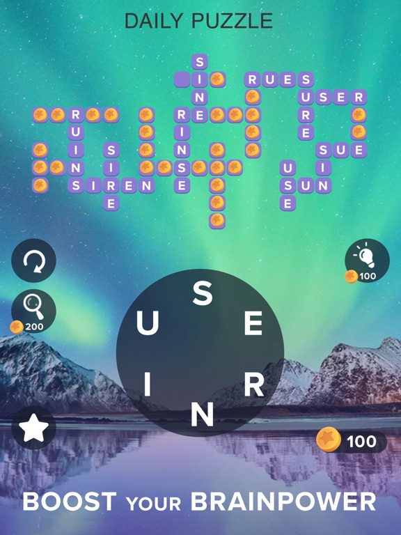 Puzzlescapes: Word Puzzle Game screenshot 6