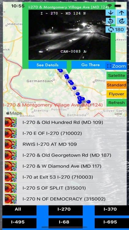 Traffic Cameras Maryland Pro screenshot-4