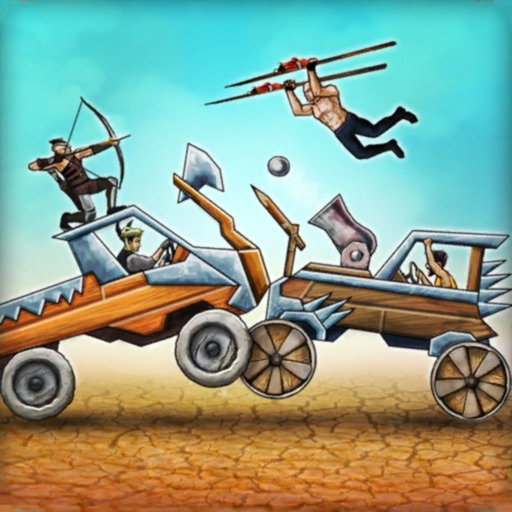 War Cars: Epic Blaze Zone icon