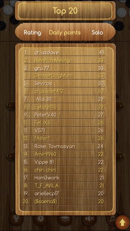 Backgammon Solo & Online screenshot-3