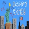 Happy Independence Day Sticker app description and overview