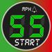 Speedometer 55 GPS Speed & HUD