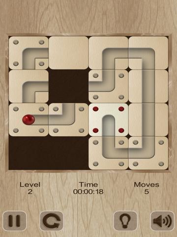 Roll the labyrinth ball для iPad