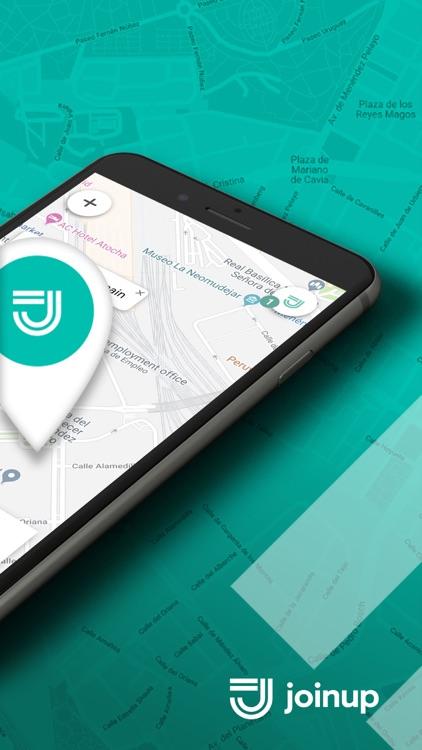 Joinup: Taxi, parking, KMs screenshot-5