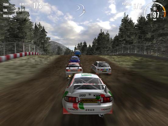Rush Rally 3のおすすめ画像4