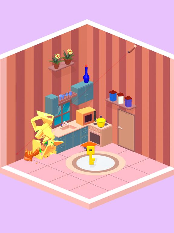 Cat Vs Laser screenshot 8