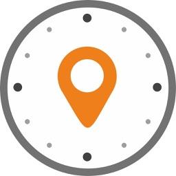 Mobile GPS Zeiterfassung