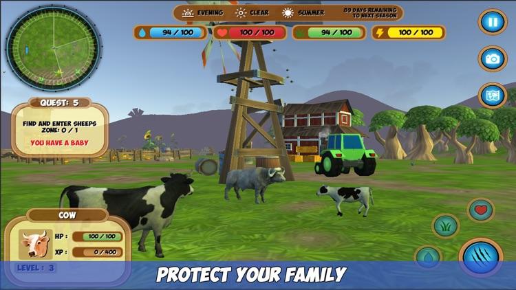 Cow Simulator