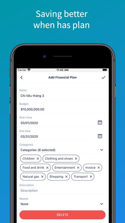 SmartMoney - Budget Planner