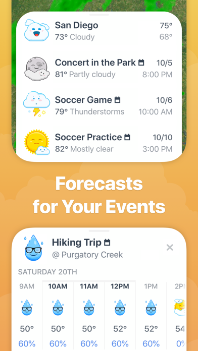 Weather Up Screenshot