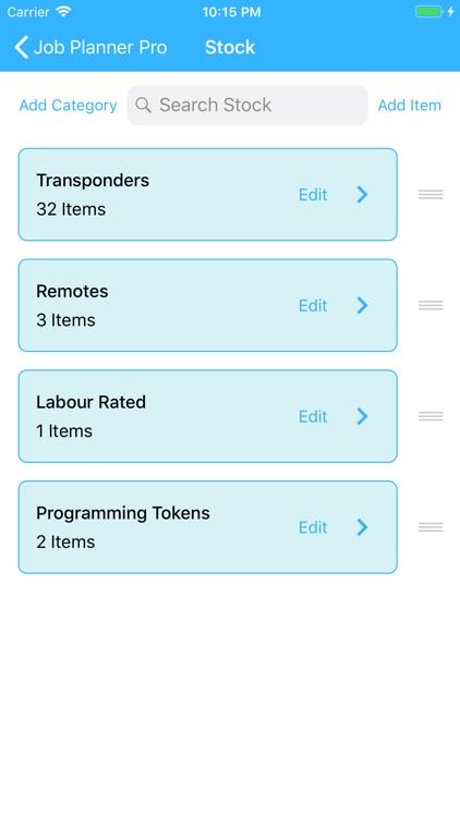 Job Planner Pro screenshot-5