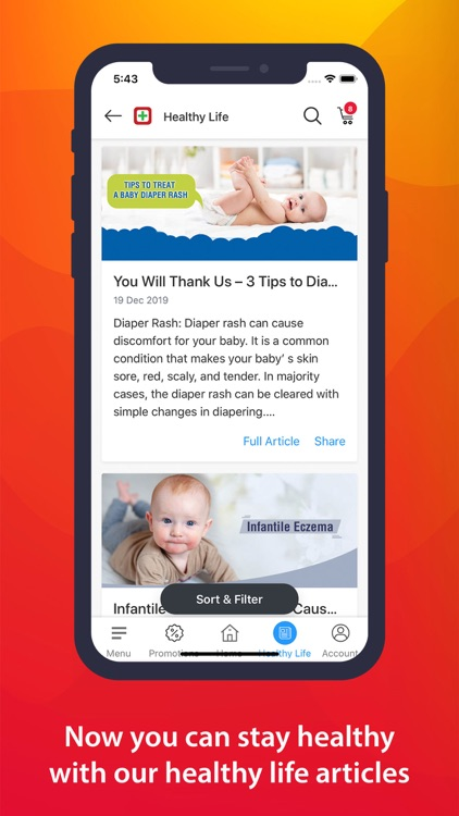 MedPlus Mart - Online Pharmacy screenshot-9