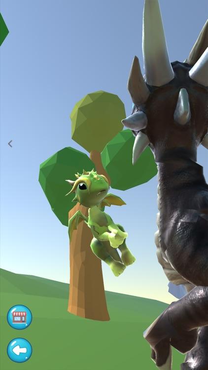 DragonVale : Fury Dragon screenshot-6
